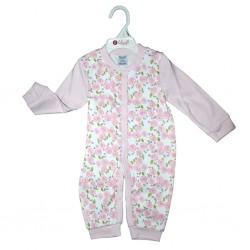 Long Sleeve Body Suit Light Pink 3-6 mths LI5750