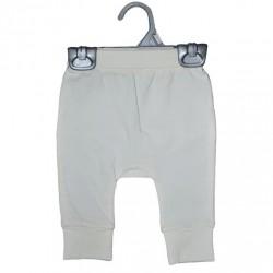 Pant All Over Printed White 0-3mths LI5775