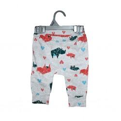 Pant All Over Printed Rhino 6-9 mths LI5775
