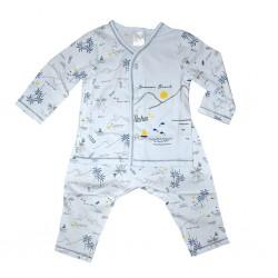Long Sleeve T-Shirt & 3/4 Pant Free Size LI-9243(SUM)