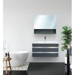 Octavia Bathroom Furniture 70126 Black