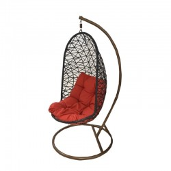 Stanford Sofia Hanging Chair with Cushions