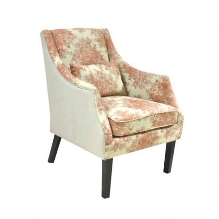Madison Accent Chair in Fabric