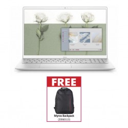 Dell 5502 Core i5 - 1135G7 Platinum Silver & Free Backpack