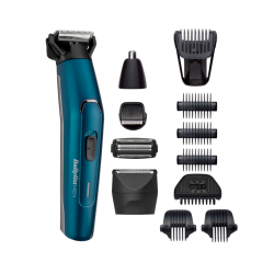 """Babyliss MT890E 12in1 Lithium Blue Multi Trimmer 3YW """"O"""""""