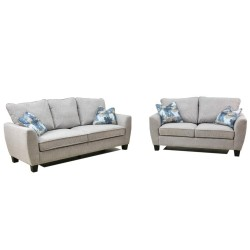 Shine Palm Spring Sofa 3+2 Alton BNZ TC