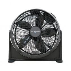 """Air Monster 15880 20"""" Black Air Circulator"""