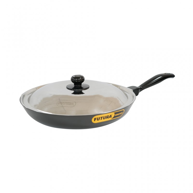 Futura Q31 30cm Non Stick Frying Pan With Lid
