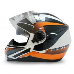 Studds Shifter D2 White N10 06972 Helmet
