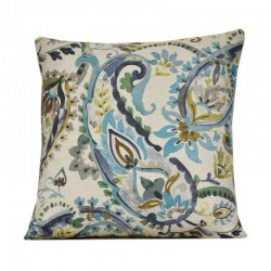 Indiya UBK Accent Cushion Azure
