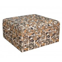 Gianna LD-8516 Ottoman in Fabric