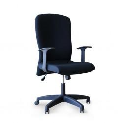 Iris High Back Chair With Armrest TK22