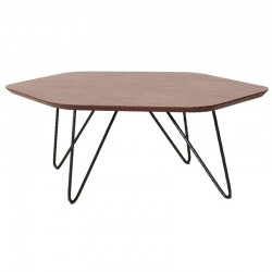 Elegant Coffee Table Walnut