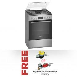 Bosch HXA158F50S Cooker & Free BBILLIONS LPG Regulator