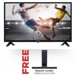 Blaupunkt BP5802 58'' UHD 4K Smart TV & Free Blaupunkt SBW-200 Wired 2.1CH Soundbar System
