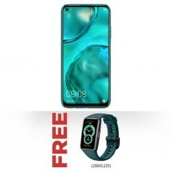 Huawei Nova 7i Green + Huawei Band 6 (Green)