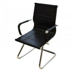 Noah Office Chair Black PU