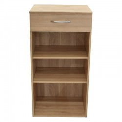 Drexel Prima Shelving With 1 Drawer/Shlef Beech Co