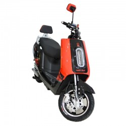 New Way TAILG 1500 Watts Red Electric Bike