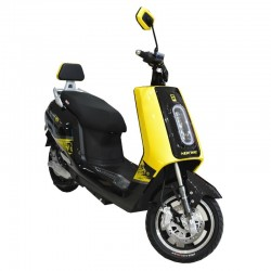New Way TAILG 1500 Watts Yellow Electric Bike