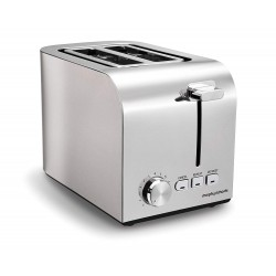 Morphy Richards 222055 Brushed Acc 2 Slice Toaster