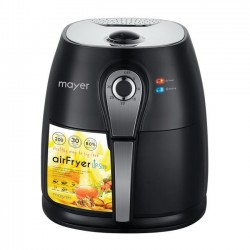 Mayer MMAF88 3.5L Black Air Fryer