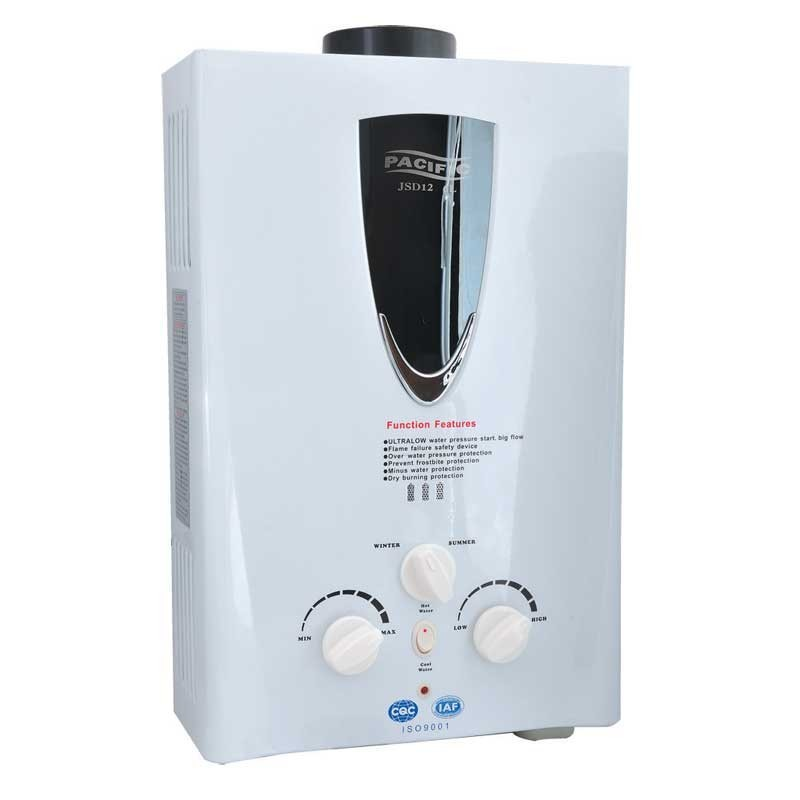 Pacific JSD12 Water Heater