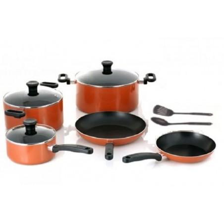 Tefal B168A474 10pcs Prima Cookware Set
