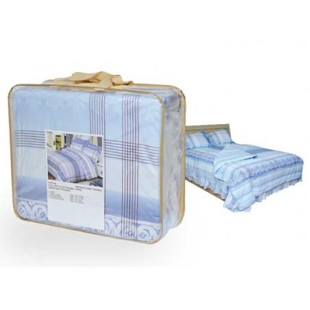 Carol 4 Bed Linen 5Pcs Set