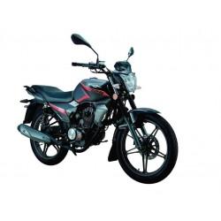Keeway RK150 Black 150cc Motorbike
