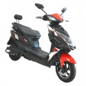 Speedway JS-1 Black/Red Electric Bike