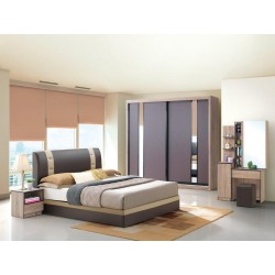 Verone Bedroom Set 150x190...
