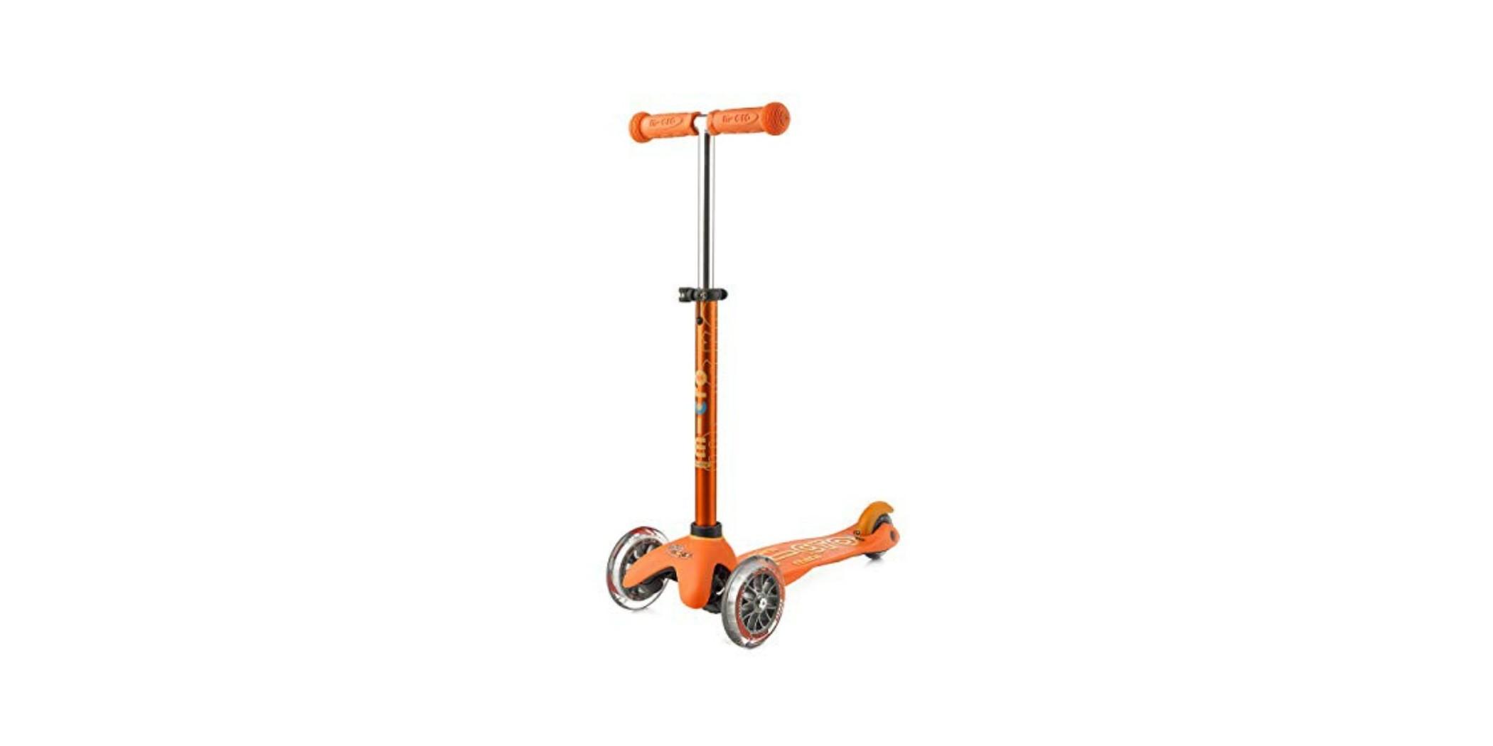 Micro Mini Deluxe Orange MMD008