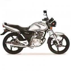 Suzuki En125-2a Silver...