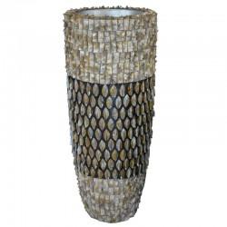 Vase Cearamic 37x37x90 cm