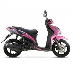 Keeway SIP 125 Purple 125cc Scooter