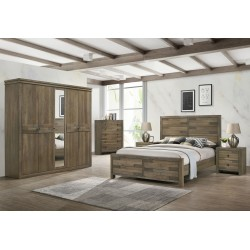 Trento Castella Bedroom Set...