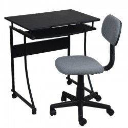 Princy Set of 2, Student Desk and Chair