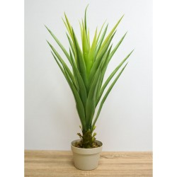 Artificial Plant With Pot 100 cm in Plastic