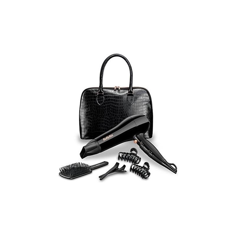 Babyliss 5737PE Hair Dryer + Gift Set Bag & Brush
