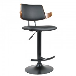 Trecy Barstool Black