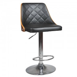 Cassina Fira Barstool Black