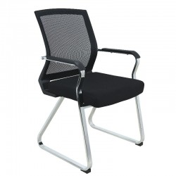 Holea Visitor Chair Black