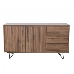 Elga Sideboard Walnut PB