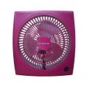"""Air Monster 15729 9"""" Pink Personal Fan"""