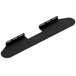 Wall Mount For Beam Black