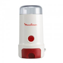 Moulinex MC300132 White Coffee & Spice Grinder
