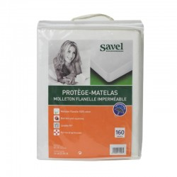 Savel Anelle PE Mattress Protector 160x200 cm