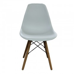 Grace Chair White PP Seat