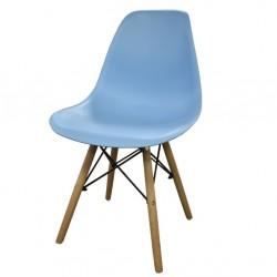 Urban Grace Chair Blue PP Seat